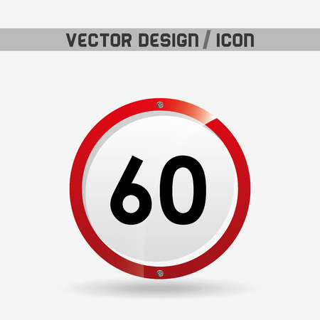 traffic signal: traffic signal design, vector illustration eps10 graphic