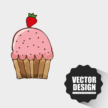 eps10: bakery icon design, vector illustration eps10 graphic Illustration