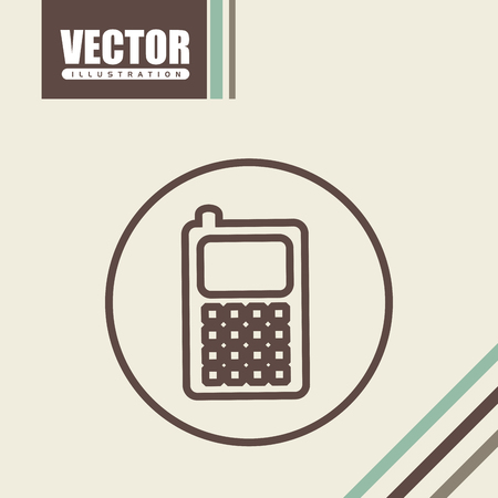 communicatio: office and business icon design, vector illustration eps10 graphic