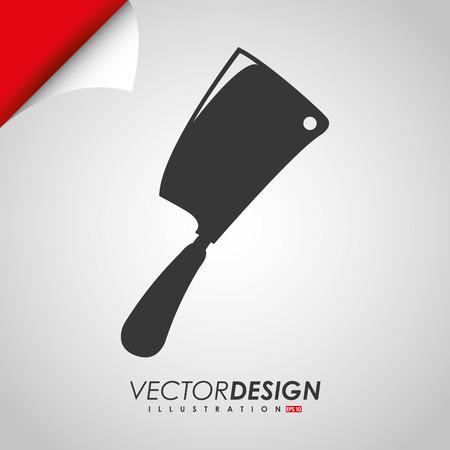 desig: grill icon desig illustration