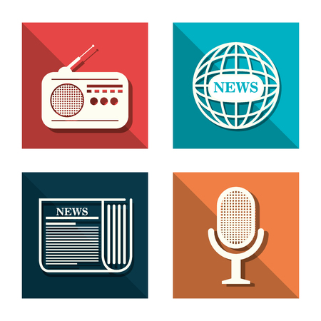 antena: Communication icon design, vector illustration eps10 graphic