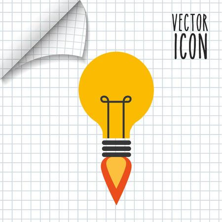 startup: start-up icon design, vector illustration eps10 graphic