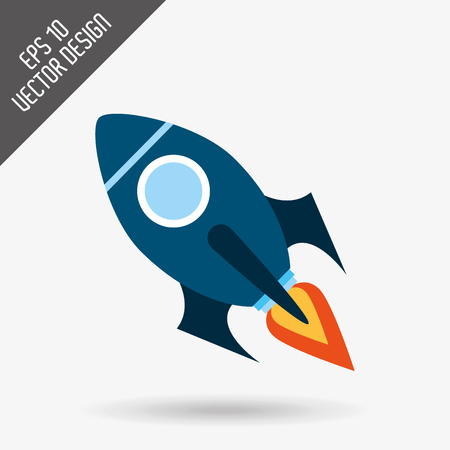 start-up icon design, vector illustration eps10 graphic