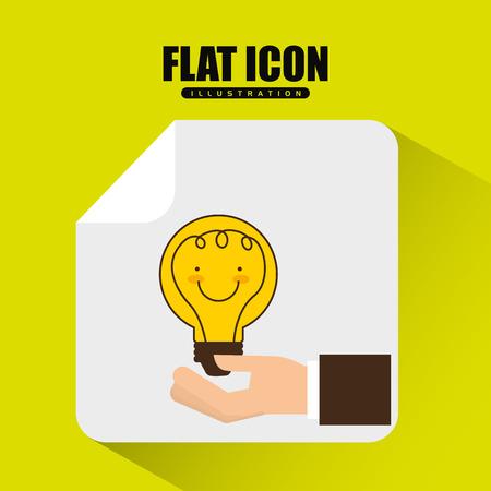 providing: providing hands design, vector illustration eps10 graphic