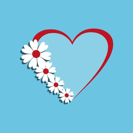 graphics design: floral card design, vector illustration eps10 graphic Illustration