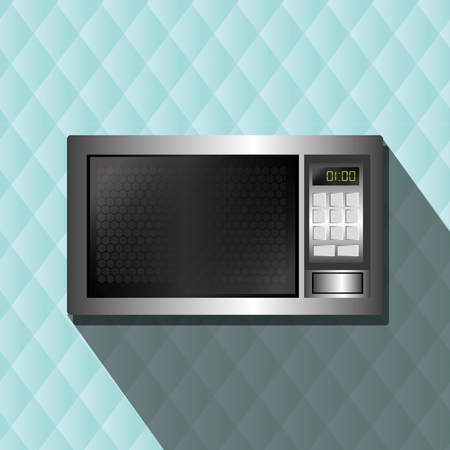 kitchen appliances: kitchen appliances design, vector illustration eps10 graphic Illustration