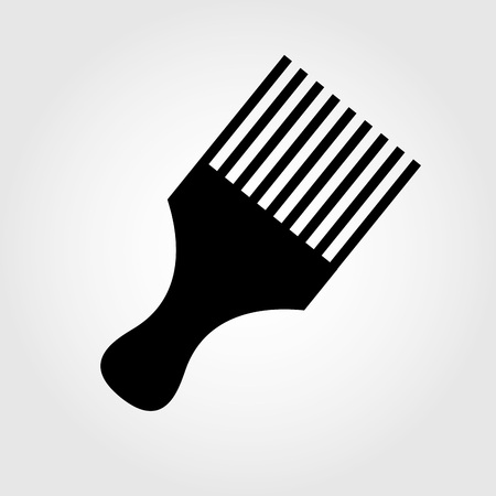 hairdressing: hairdressing shop icon design, vector illustration eps10 graphic Illustration