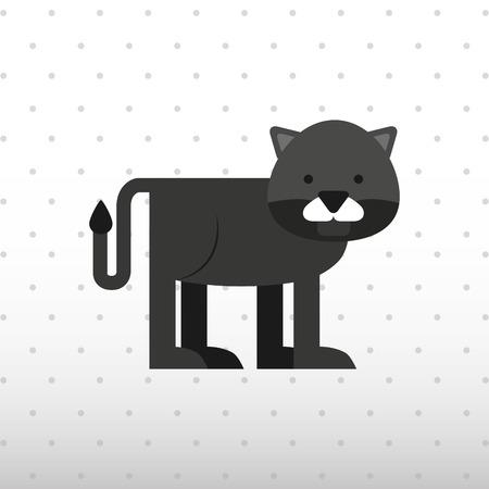 eps10: animal cartoon design, vector illustration eps10 graphic