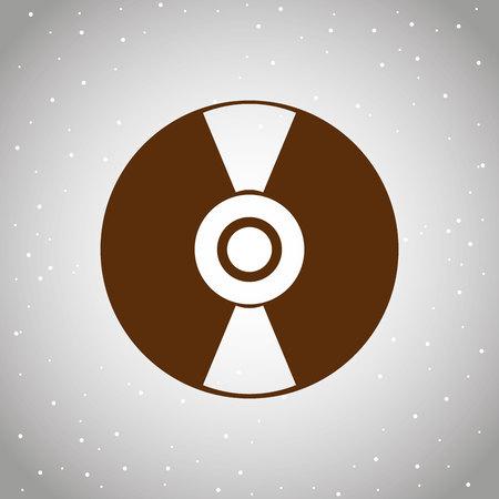 lp: musical sound icon design, vector illustration eps10 graphic