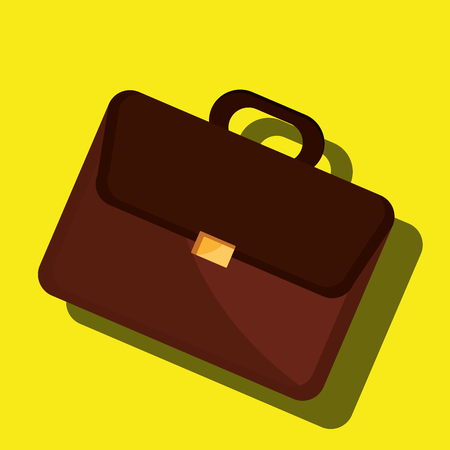 portfolio icon: portfolio icon design, vector illustration  graphic