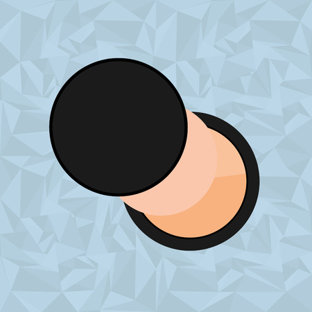 make up products: make up products design, vector illustration eps10 graphic