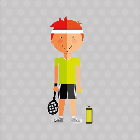practice: sports practice design, vector illustration eps10 graphic