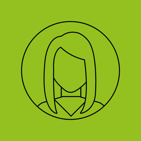 default: person avatar design, vector illustration eps10 graphic