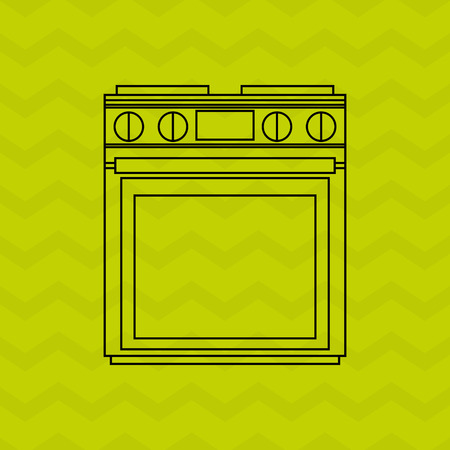 appliance: appliance home design, vector illustration Illustration