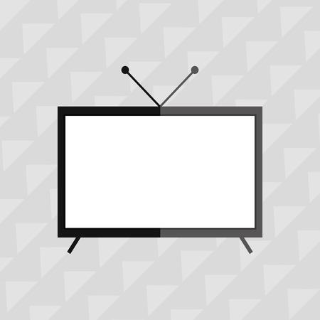 antena: appliance home design Illustration