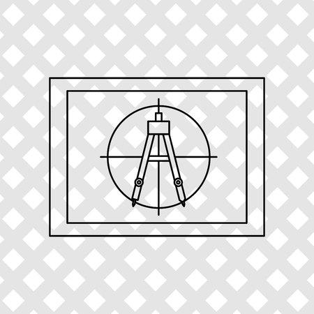 architecture: architecture concept  design, vector illustration eps10 graphic Illustration