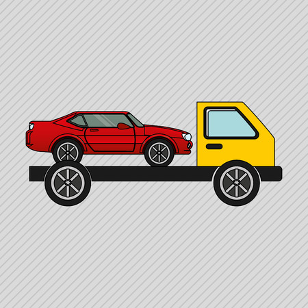 alright: insurance vehicle design, vector illustration eps10 graphic