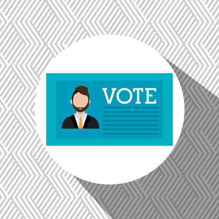 elections: elections concept design, vector illustration eps10 graphic Illustration