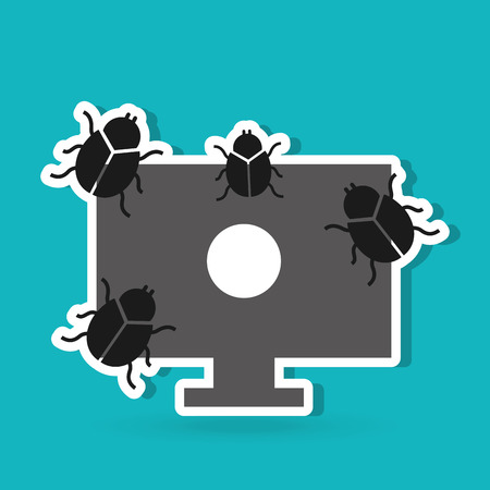 animal private: security system design, vector illustration eps10 graphic Illustration