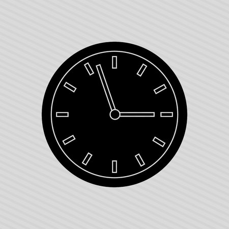 periods: time icon design, vector illustration eps10 graphic