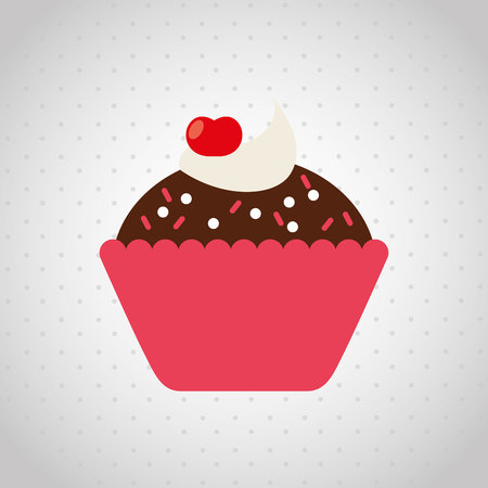 pastry shop: delicious pastry shop design, vector illustration eps10 graphic Illustration
