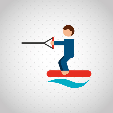 life style people: extreme sport design, vector illustration eps10 graphic