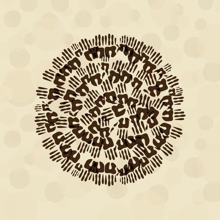 diversity concept design Illustration