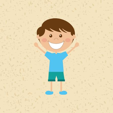 default: avatar person design, vector illustration eps10 graphic Illustration