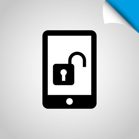 encrypt: security system  design, vector illustration eps10 graphic