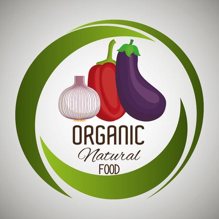 peper: healthy food  design, vector illustration eps10 graphic
