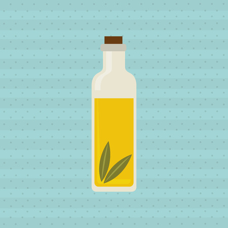 cocina saludable: olive oil design, vector illustration eps10 graphic