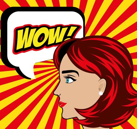 lichtenstein: pop art design, vector illustration eps10 graphic