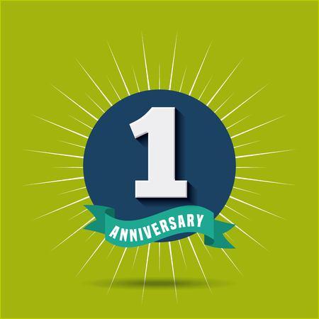 gelukkige verjaardag ontwerp, vector illustratie eps10 grafische