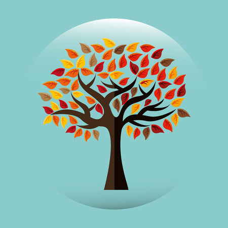 tree icon  design, vector illustration eps10 graphic