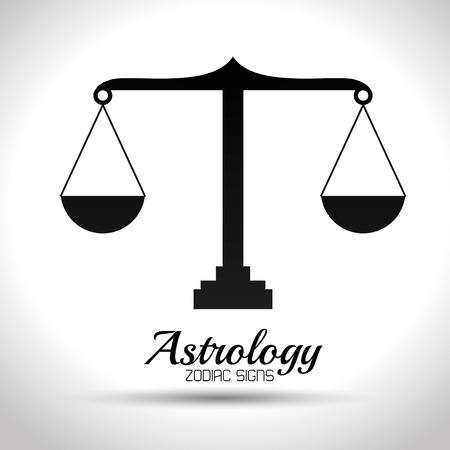 Signes astrologiques du zodiaque, illustration graphique eps10 Banque d'images - 54642967