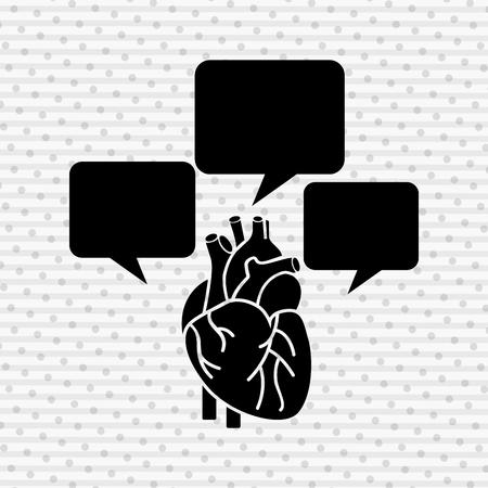 Diseño De La Anatomía Humana, Ejemplo Gráfico Del Vector Eps10 ...
