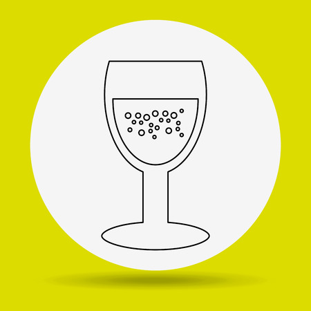 cabernet: wine icon design, vector illustration eps10 graphic