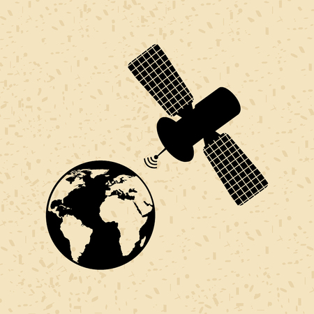 wireless signal: wireless signal design, vector illustration eps10 graphic Illustration
