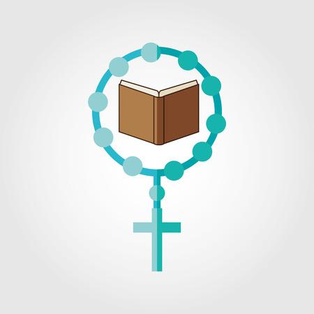 sacraments: catholic icon design, vector illustration eps10 graphic