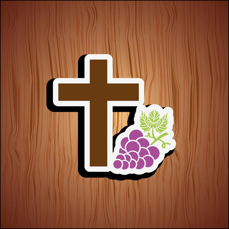 sacraments: catholic icon design, vector illustration eps10 graphic
