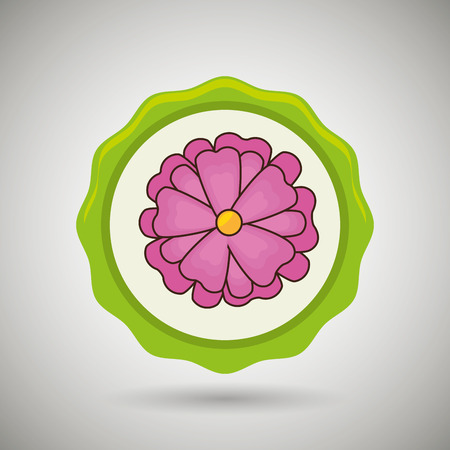 beatiful: beatiful flower design, vector illustration eps10 graphic Illustration