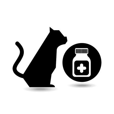 care: pet care concept design, vector illustration graphic