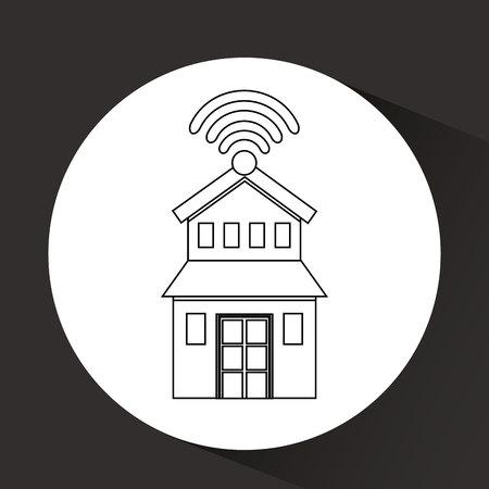 smart: smart appliances design, vector illustration graphic Illustration