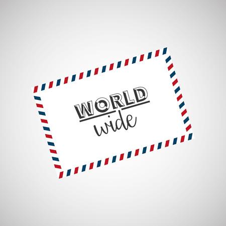world wide: world wide  design, vector illustration eps10 graphic