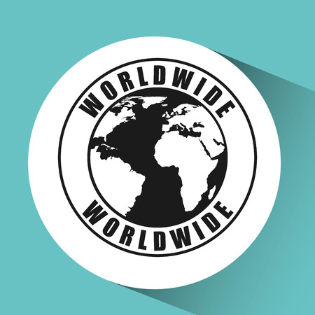 wide: world wide  design, vector illustration eps10 graphic