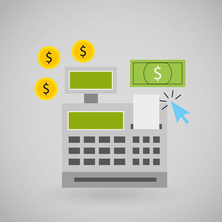 e store: electronic commerce design, vector illustration eps10 graphic