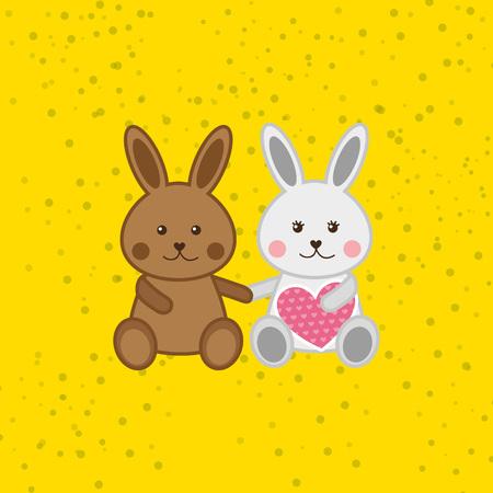 cute animal design, vector illustration eps10 graphic