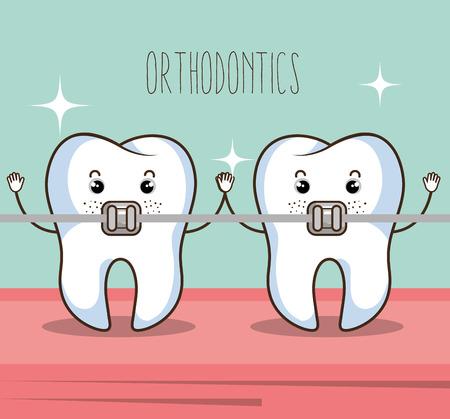 dental care design, vector illustration eps10 graphic
