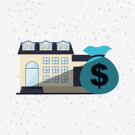 invest: invest savings design, vector illustration eps10 graphic Illustration