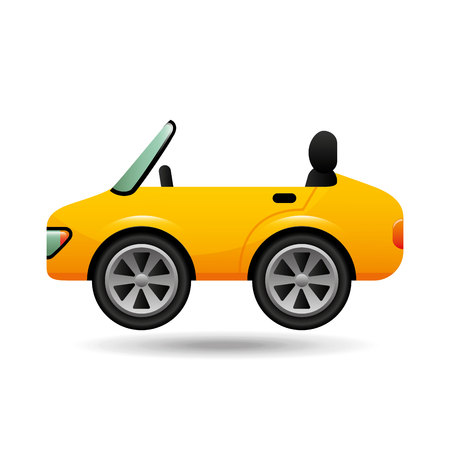 véhicule icône design, vecteur illustration graphique eps10
